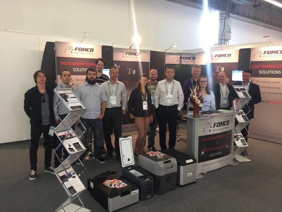 Fomco at Automechanika 2018