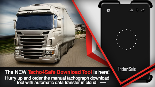 Tacho4Safe now available!
